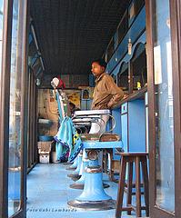 indian barbershop