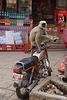 Monkey on a Motorcycle