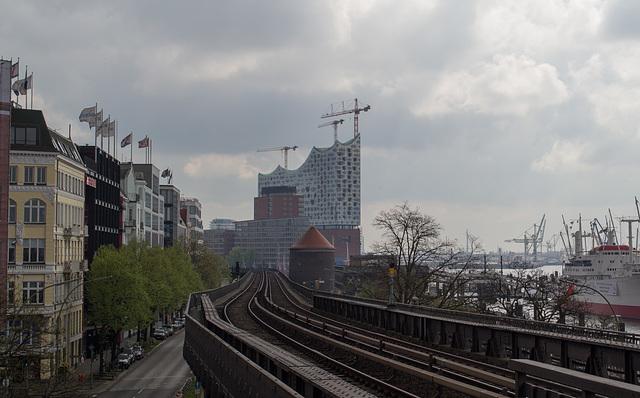 Hamburg harbour (#2867)