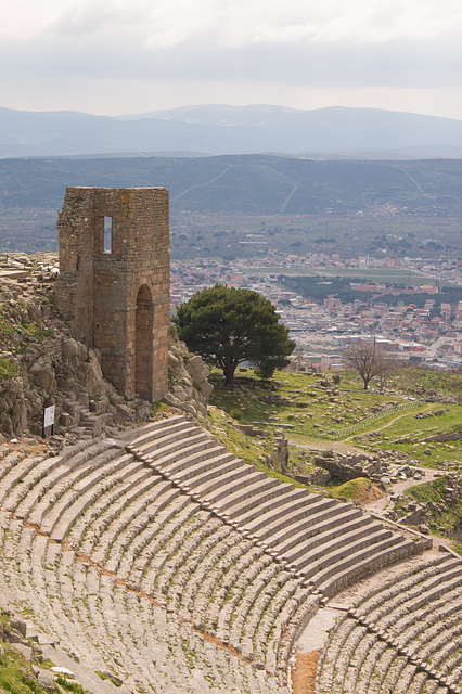 Pergamon - Theater DSC03776