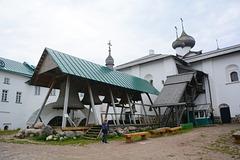 Звонница Спасо-Преображенского Соловецкого монастыря