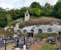 Haute-Isle - Église de l'Annonciation