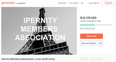 Ipernity crowdfunding campaign