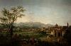 Francesco Zuccarelli - Andrea Palladio invita a visitare Vicenza