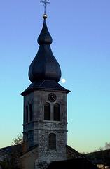 DE - Stolberg - Schüchterner Mond