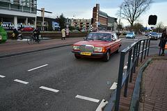 1980 Mercedes-Benz 250