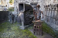 Fucina Museo - Museo Etnografico Del Ferro. Bienno, Brescia - Italia