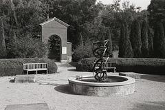 Church Park Fountain
