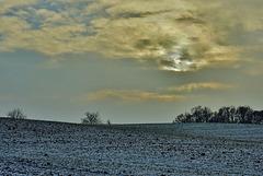 Winterbeginn - Onset of winter