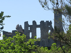 Château de Boulogne, Ardèche (France)