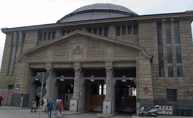 Hamburg St. Pauli Elbtunnel  (#2897)
