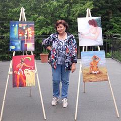 Mostra di pittura di fine anno