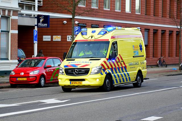 2013 Mercedes-Benz Sprinter ambulance