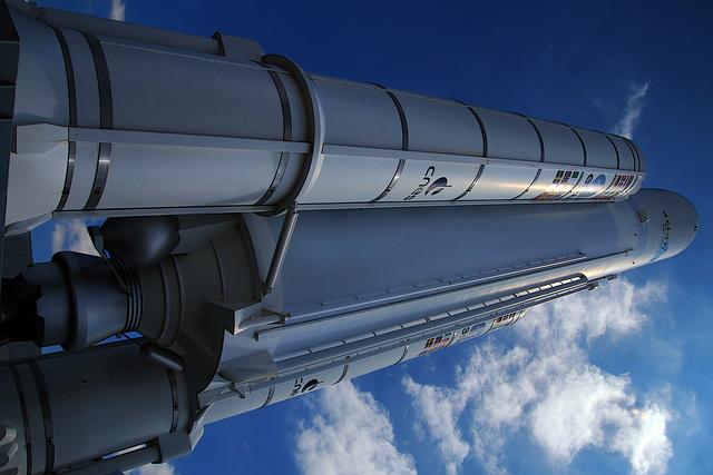 Ariane 5 au Bourget
