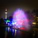 """Wasser, anlässlich der Installation """"Winterlichter"""" im Frankfurter Palmengarten"""