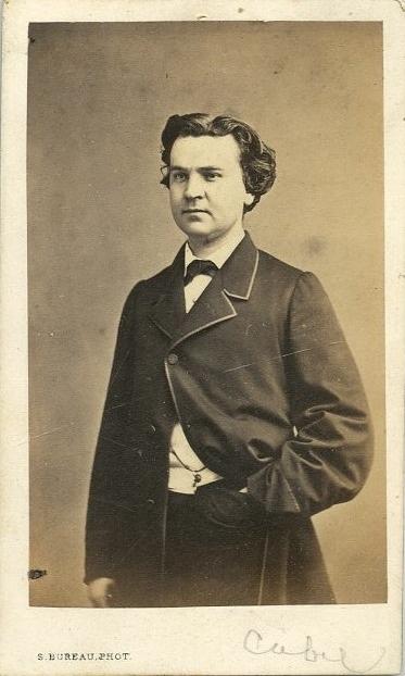 Edmond Cabel by Bureau