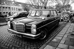 1968 Mercedes-Benz 200D