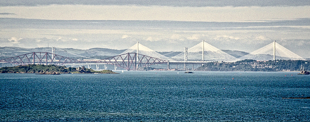 Firth of Forth Fife Scotland 5th September 2018