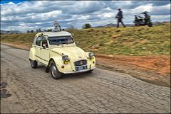Taxi pour Antananarivo