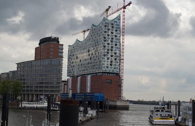 Hamburg Elbphilharmonie Concert Hall (#2907)