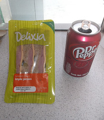 Delixia & Doctor Pepper