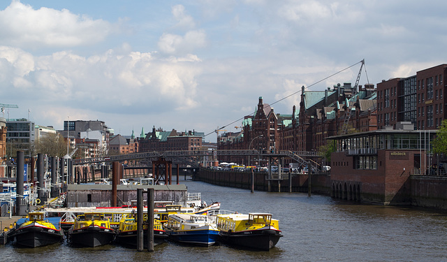Hamburg Speicherstadt (#2921)