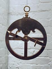 Astrolabium im Maritiemmuseum Hamburg
