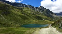 Klammlsee (2.243 m)