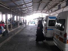 Passagère musulmane / Muslim passenger