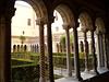 Cloisters of Saint Paul Basilica.