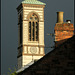 sunlight on St Barnabas
