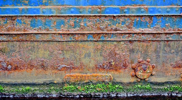 Rust a side