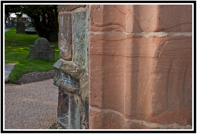 Prestbury church and marks of Mediaeval social life
