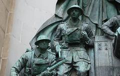 War Memorial, Exchange Flags, Liverpool