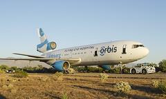 Orbis Flying Eye Hospital McDonnell Douglas DC-10 N220AU