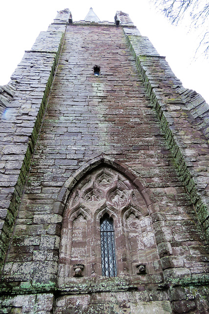 weobley church, herefs.