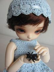 """""""Itsy bitsy spider..."""""""