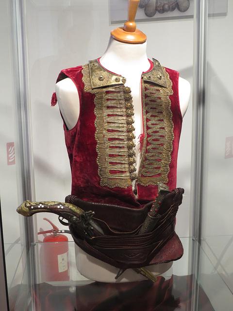 Musée ethnographique de Split :  gilet traditionnel.