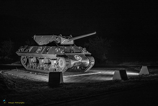 """M10 tank destroyer """"Wolverine"""""""