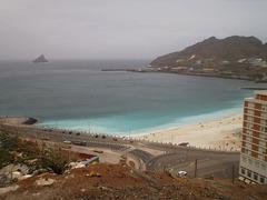 Laginha Beach, João Ribeiro Point and Pássaros Islet.
