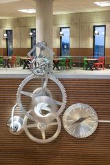 LES AUXONS: Gares BESANCON Franche-Comté: Horloge de la gare
