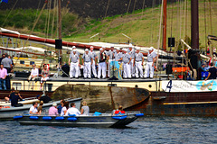 Sail 2015 – Shanty choir
