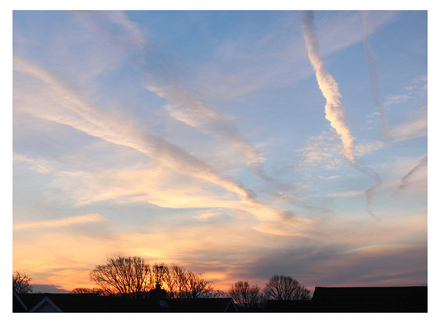 Sunrise - Seaford - 19.1.2016
