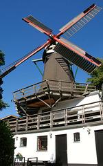 """Windmühle """"Glück zu"""" in Bergedorf"""