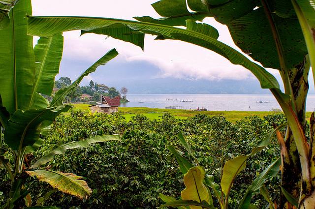Sumatra, Lake Toba