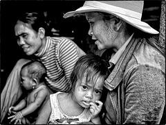 Famille Bunong