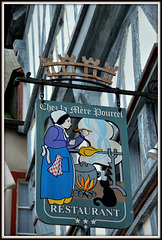 Cuisine bretonne chez la Mère POURCEL