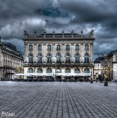 Nancy, Place Stanislas