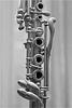 Clarinets and keyholes