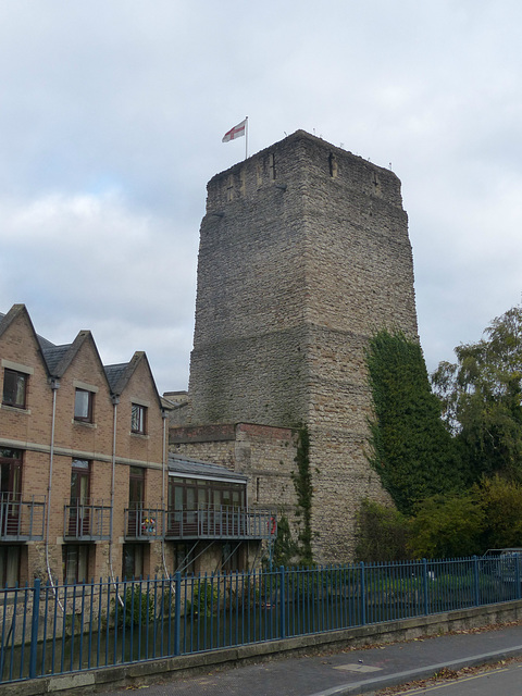 Oxford Castle - 14 October 2017
